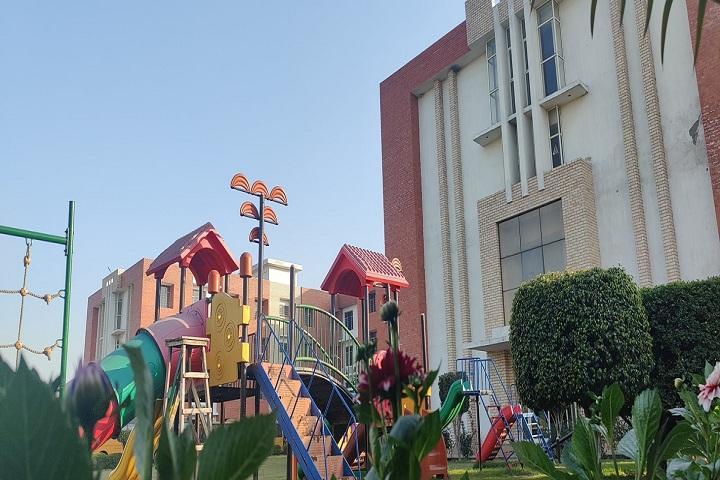 The Adhyyan School-Kids Play Area