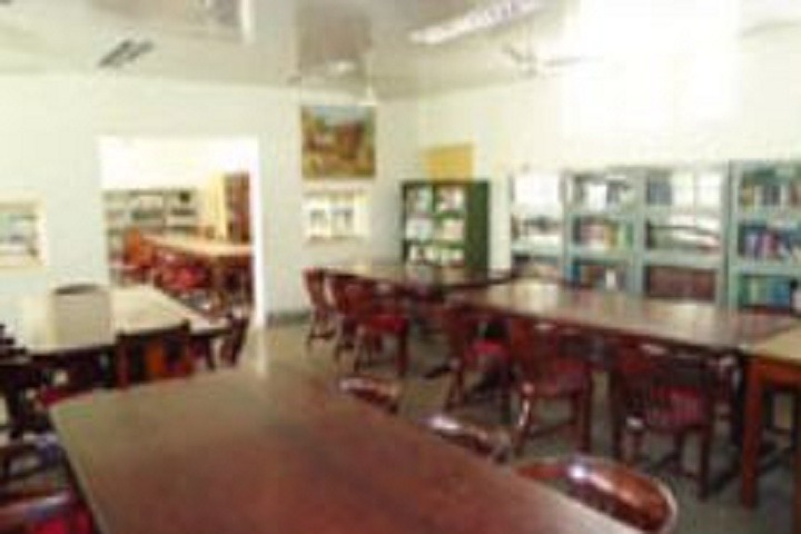 Aditya Birla Public School-Library