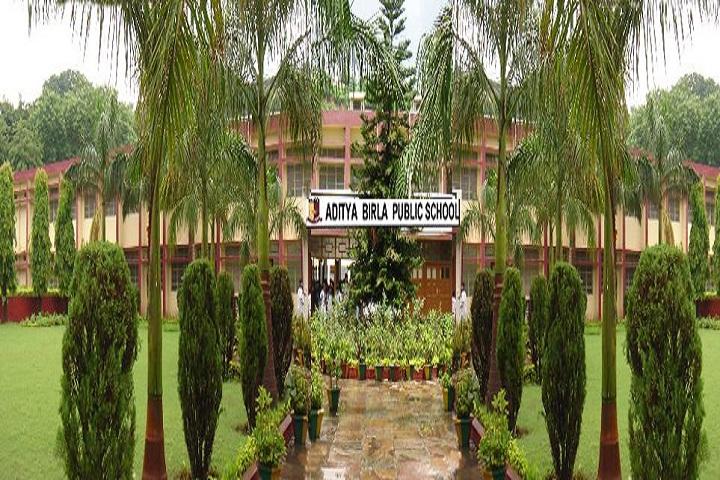 Aditya Birla Public School-School Area