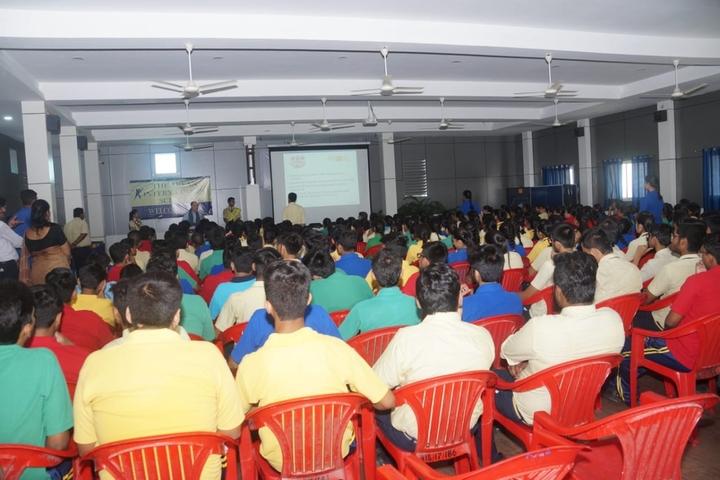The Aryan International School-Seminar