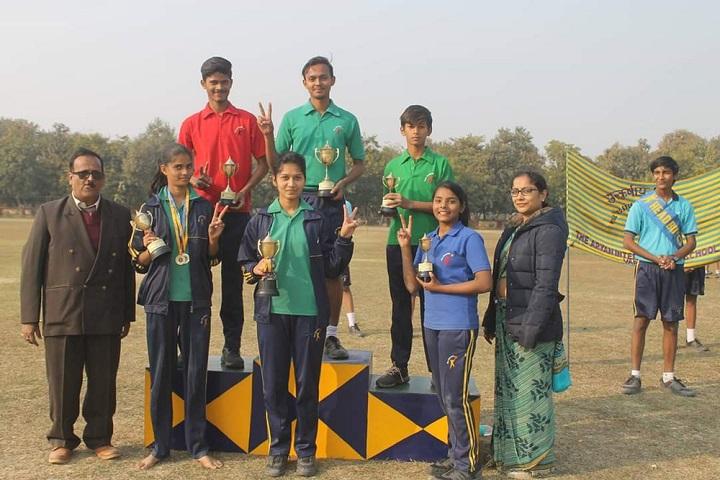 The Aryan International School-Sports Winner