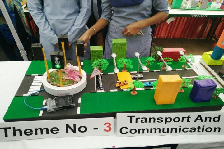 Government Model Senior Secondary School-School Exhibition