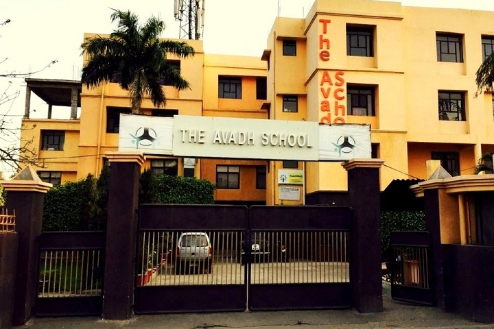 The Avadh School-Campus view
