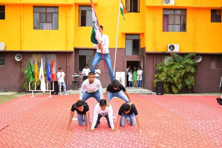 The Avadh School-Independence day celebrations
