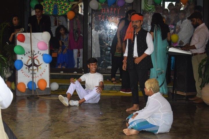The Avadh School-Teachers day celebrations