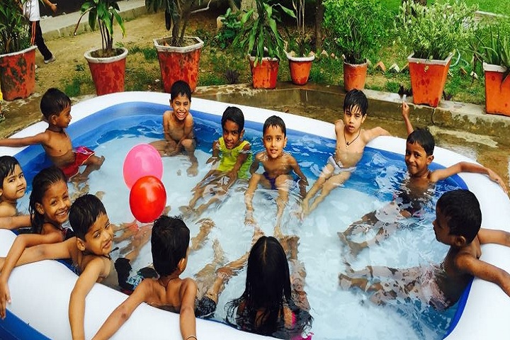 The Avadh School-Swimming For Primary Section