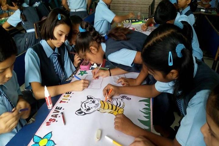 The Avenue Public School-Activity