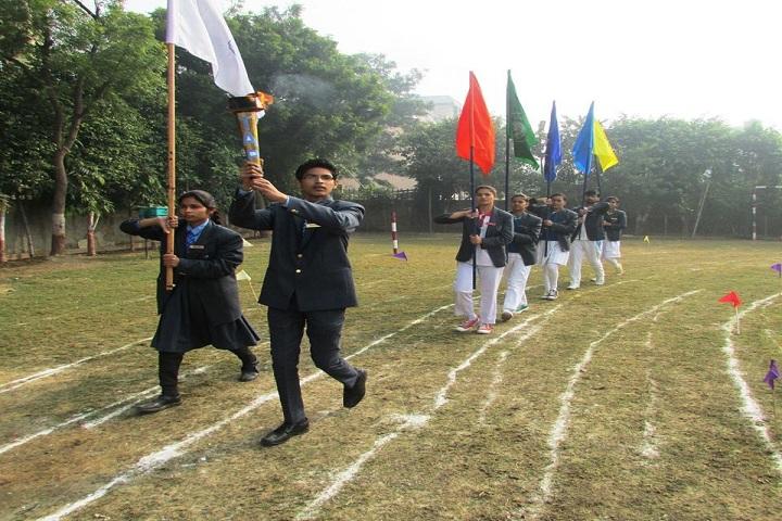 The Avenue Public School-Annual sports meet