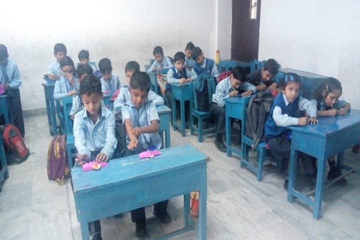 The Avenue Public School-Class room