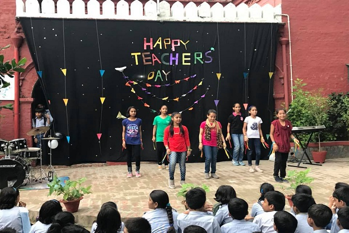 The Blossoms School-Teachers day celebrations