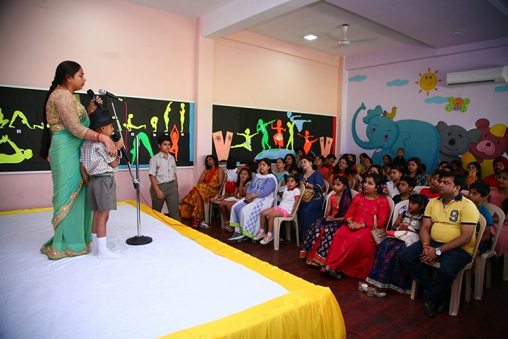 The Chintels School-Mothers Day Celebrations