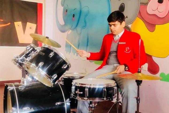 The Chintels School-Music Room