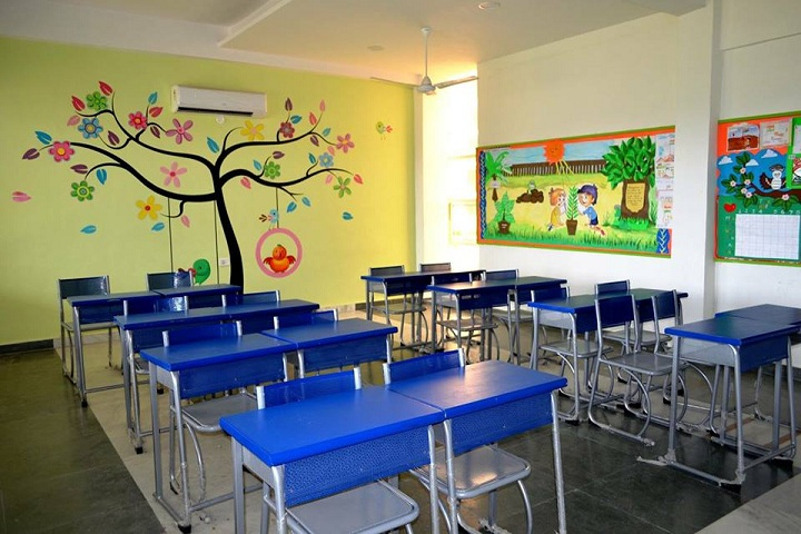 The Chintels School-Primary Classroom