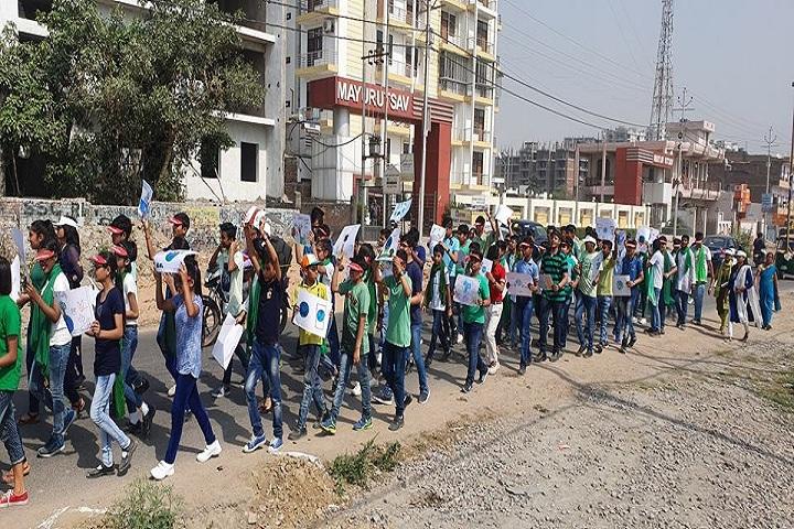 The Chintels School-Rally