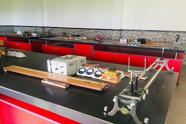 The Chintels School-Physics Lab