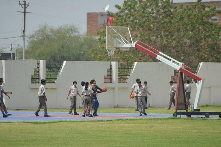 The Chintels School-Sports
