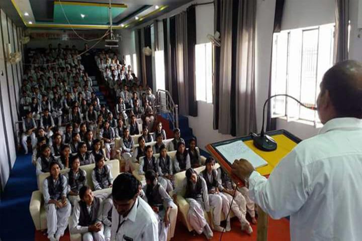 The City Montessori School-Seminar