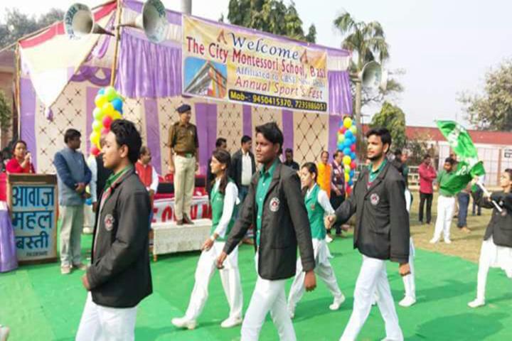 The City Montessori School-Sports Fest