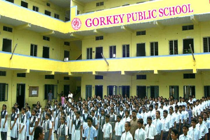 Gorkey Public School - School View