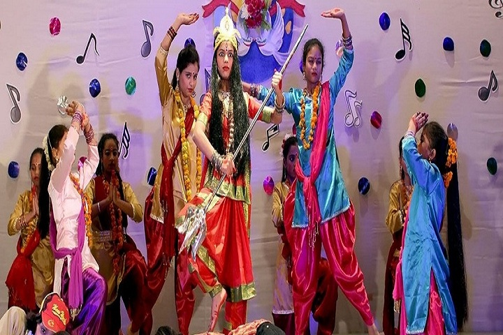 The Divine Mother International School-Cultural programs