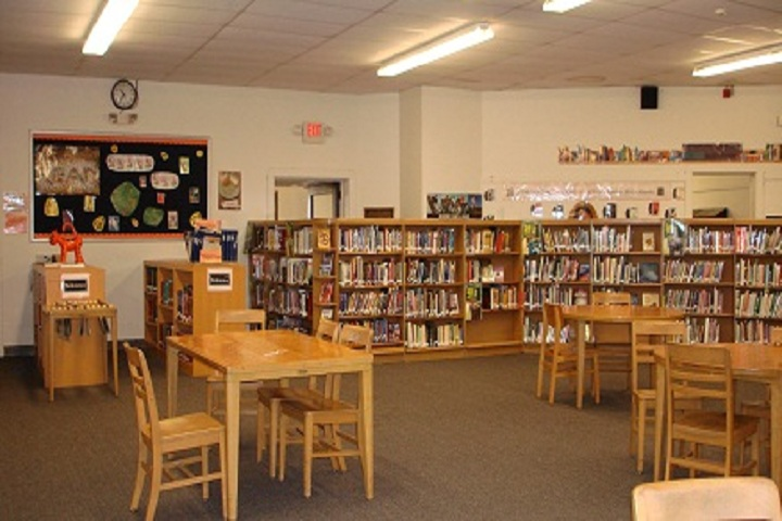 The Divine Mother International School-Library