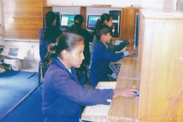 The Eden School-Computer lab