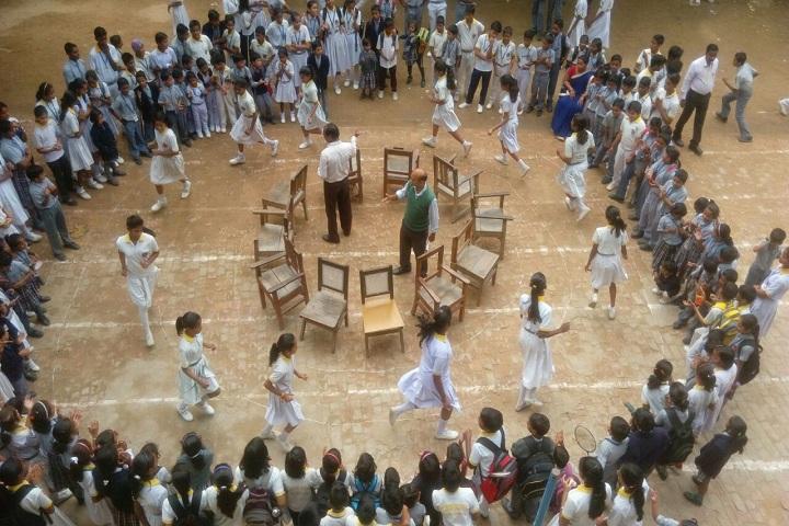 The Eden School-Sports