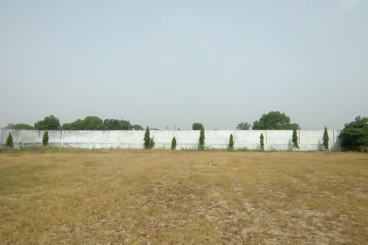 The Ganges World School-Play ground