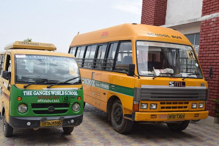 The Ganges World School-Transport