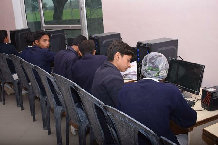 The Gramodaya International College-Computer Lab