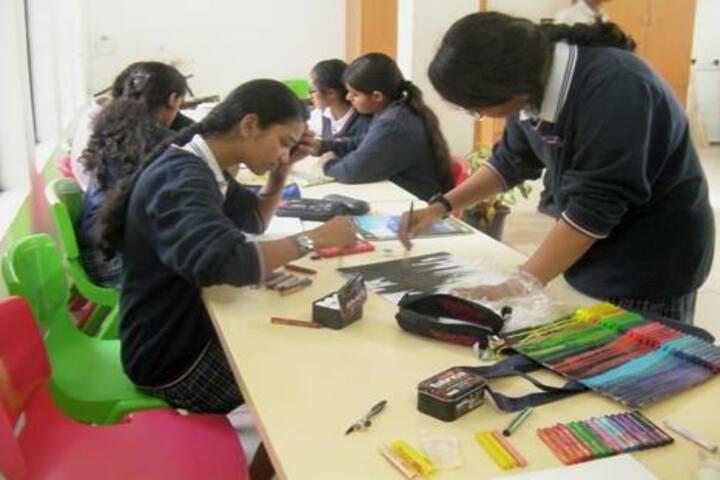 The Gramodaya International College-Drawing