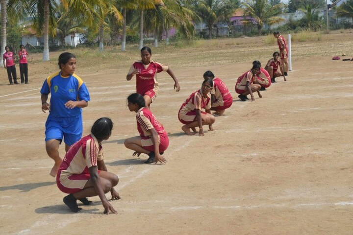 The Gramodaya International College-Games