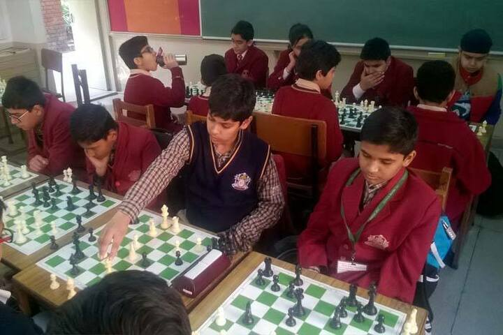 The Gramodaya International College-Indoor Games