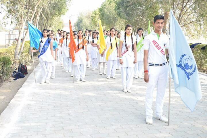 The Gramodaya International College-Investiture Ceremony