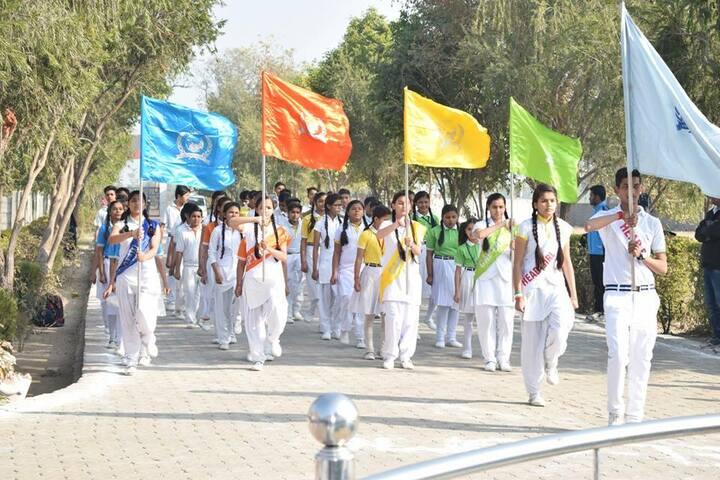 The Gramodaya International College-School Activity