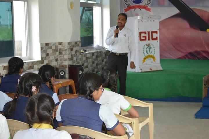 The Gramodaya International College-Seminar