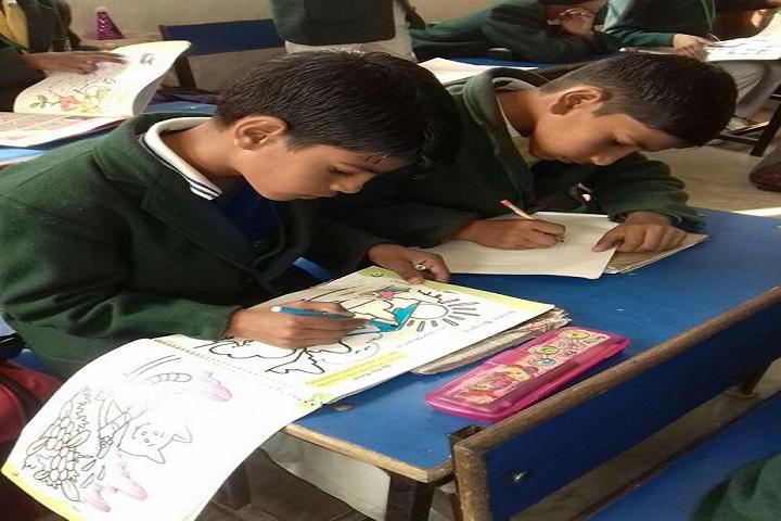 The Green International School-Activity