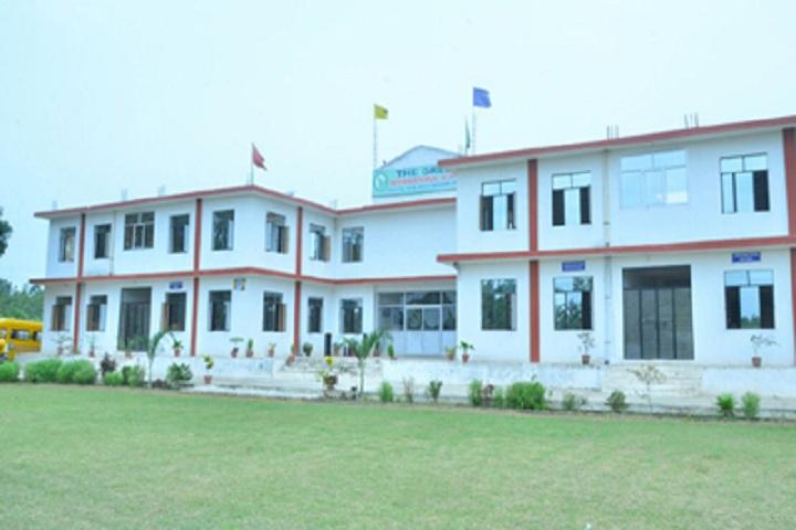 The Green International School-Campus View