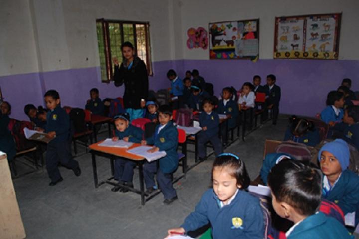 The Green International School-Class Room