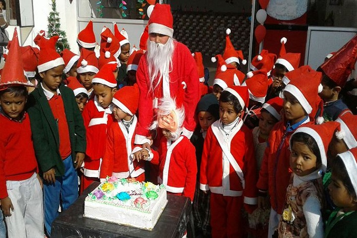 The Green International School-Cristmas Celebrations