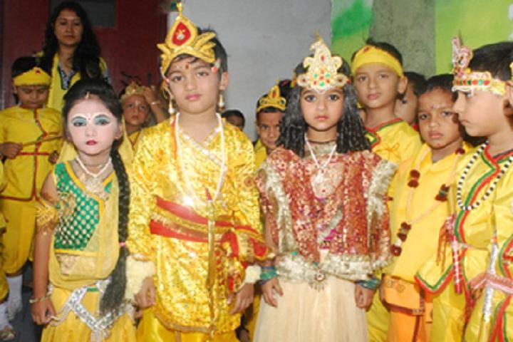 The Green International School-Cultural Program