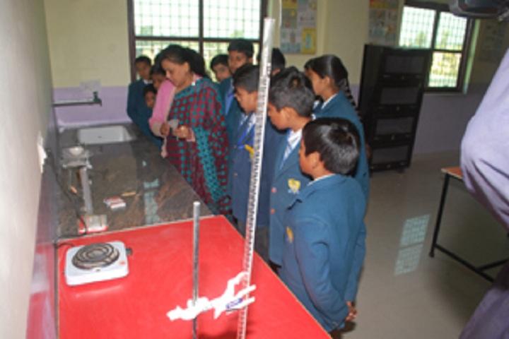 The Green International School-Lab