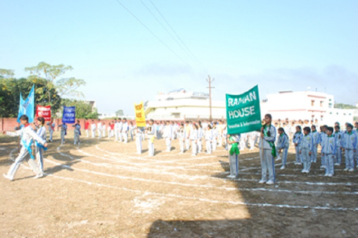 The Green International School-Sports