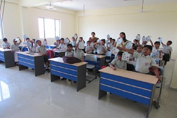 The Jain World School-Class Room