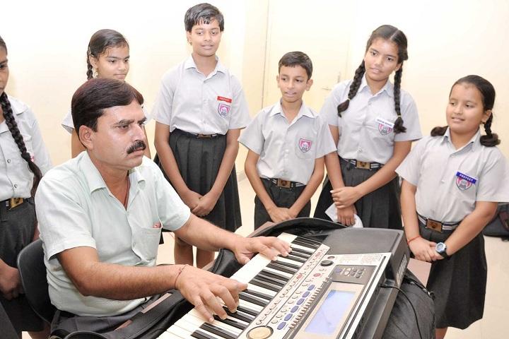 The Jain World School-Music Room