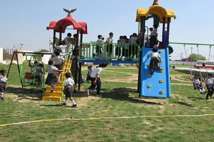 The Jain World School-Kids Play Area