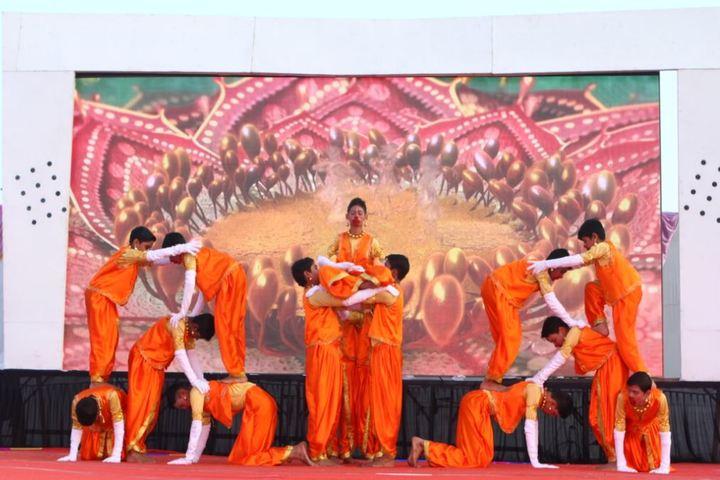 The Jain World School-Annual Day