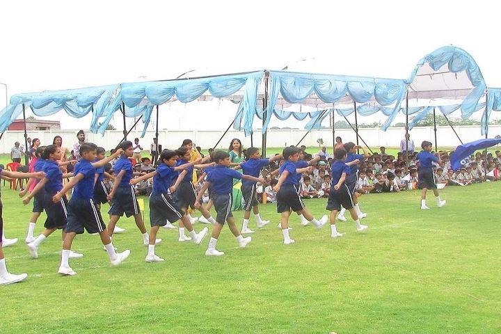 The Jain World School-March Past