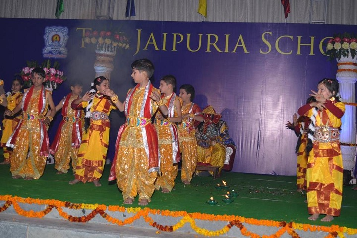 The Jaipuria School-Annual day celebrations