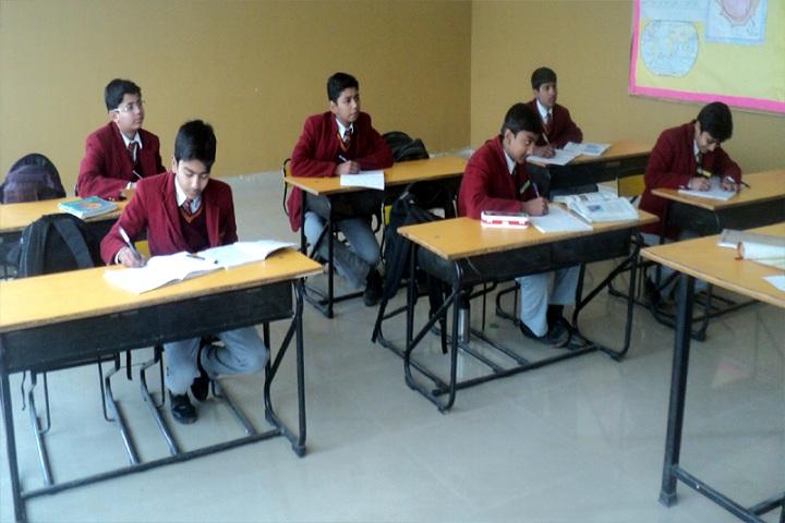 The Jaipuria School-Class room